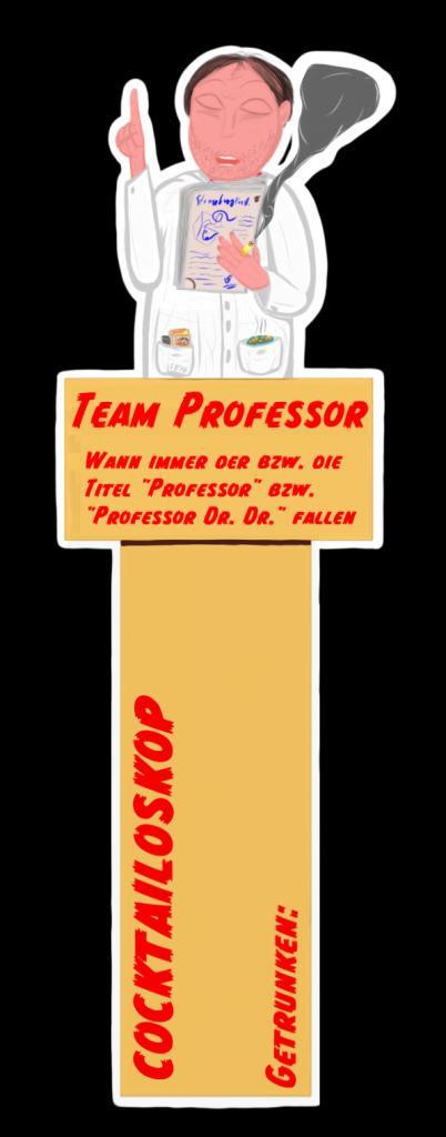 Team Professor
